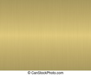 Texture brushed gold