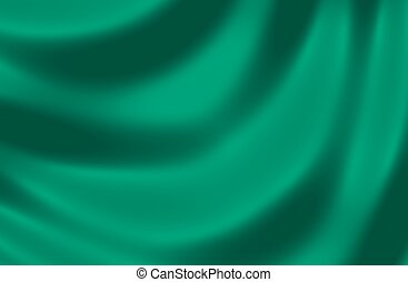 Wavy Silk - Cloth