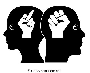 Gender Difference in Aggressions - Men and women differ in...
