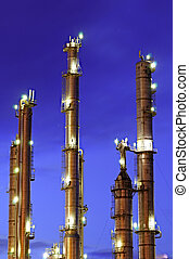 Chemical Towers
