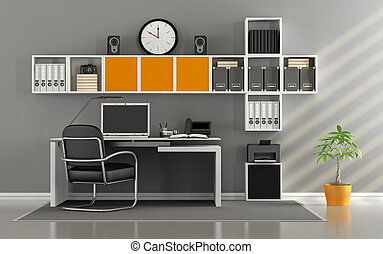 Modern home office
