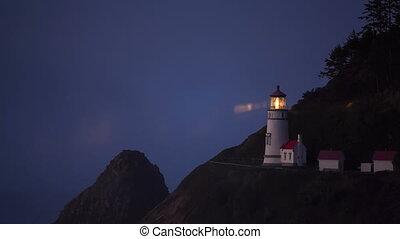 Heceta Head Lighthouse - Legendary Lighthouses, one of the...