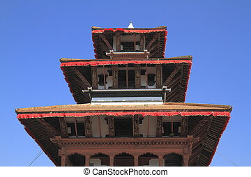 Hanuman Dhoka is a complex in the Durbar Square of central...