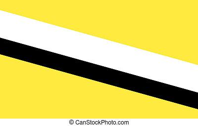 brunei - Brunei flag