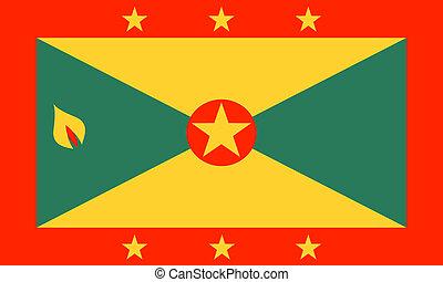 Grenada - grenada flag