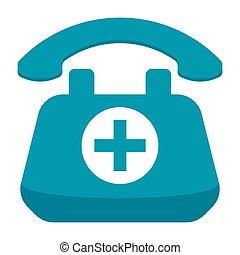 Doctor on Call Concept