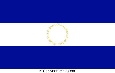 Salvador flag
