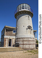 The Belle Tout Lighthouse in the UK - The Belle Tout...