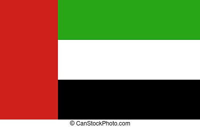 United-Arab-Emirates - United Arab Emirates flag