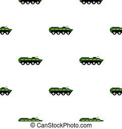 Armoured troop carrier pattern flat - Armoured troop carrier...