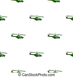 Military helicopter pattern flat - Military helicopter...