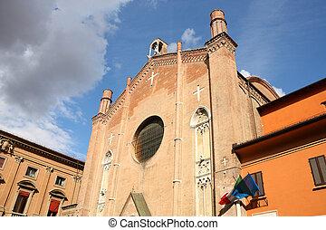 Emilia Romagna - Chiesa di San Giacomo Maggiore - Church of...