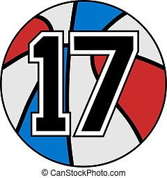 17 basket - Creative design of 17 basket