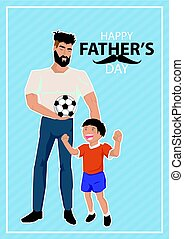 Father's Day illustration