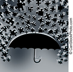 imaginative umbrella