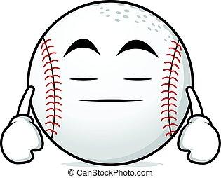 Boring baseball cartoon character collection
