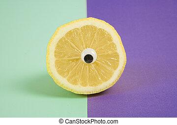 cíclope, limón
