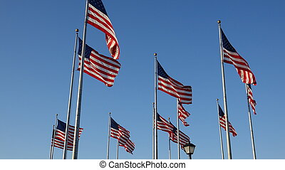 American Flags Usa