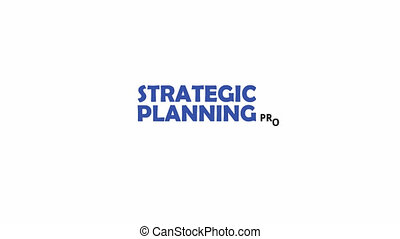 Kinetic typography strategic planning - A kinetic typography...