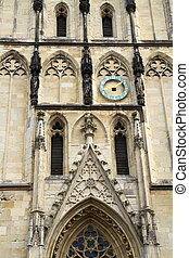 Liebfrauen church Muenster Germany - Liebfrauen church in...