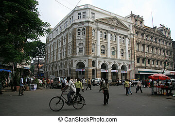 The Streets of Mumbai, India - Street Life - The City of...