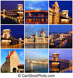 Impressions of Budapest