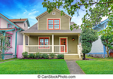 Old cute house