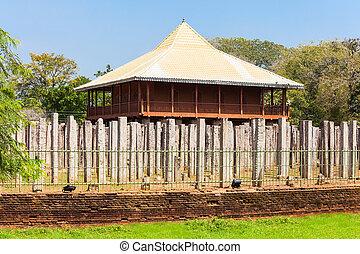 Lovamahapaya Anuradhapura, Sri Lanka - Lovamahapaya is a...