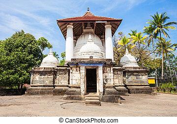 Gadaladeniya Rajamaha Vihara Temple - Gadaladeniya Rajamaha...