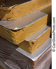 Industrial building insulation - Insulation board