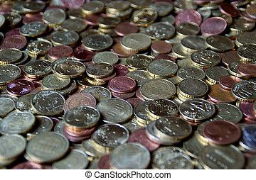 Geldhaufen - Money, money, money - Ein groer Haufen...
