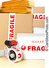 fragile delivery service - Fragile delivery service Box,...