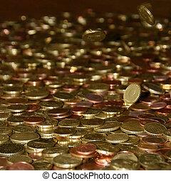Geldhaufen - Money, money, money - Ein gro?er Haufen...