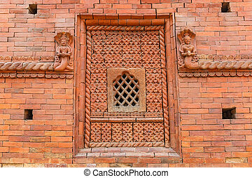 Old red brick building - Photo of old red brick building...