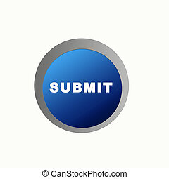 Submit button - Submit aqua button digital high resolution...