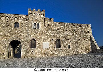 Ducal Palace Bovino Foggia Apulia