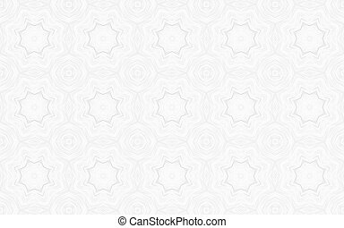White circle pattern background and white tile texture