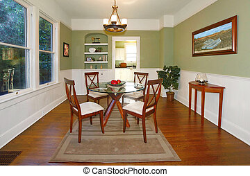 Dining room - Real Estate for sale in tacoma WA> Cute small...