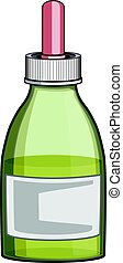 DROPS FOR NOSE - Medicinal form for treatment of diseases of...