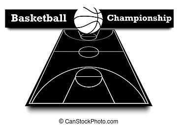 Score of the basketball match