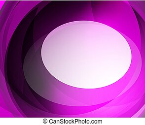 Shiny wave, glass futuristic hi-tech design. Vector abstract background