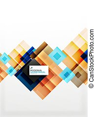 Corporate business abstract background template - Corporate...
