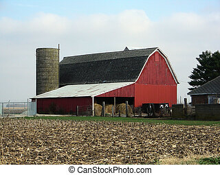 Big Red Barn 2 - copyright owner: John Paris PO Box 194...