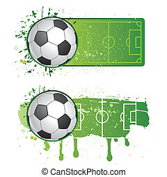 soccer sport design elements