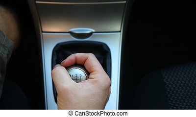 Driving Manual Gears - Changing gears fast on a manual...