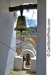 Bell of the San Francisco church