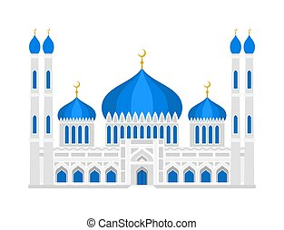Cathedral muslim church temple traditional building landmark...
