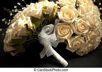 flower bouquets - bridesmaids flower bouquets