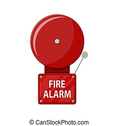 Fire alarm system. Fire equipment.