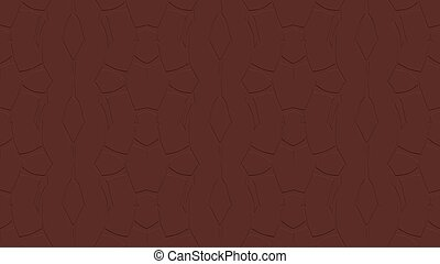 Seamless abstract background in brown tones with scribbles